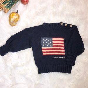 🤖 Ralph Lauren Polo sweater